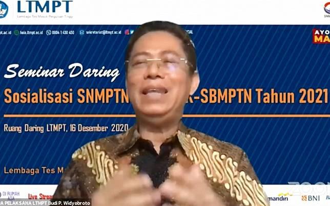 Snmptn Sbmptn 2021 Registrasi Akun Ltmpt Mulai 4 Januari Hingga 1 Februari Bisnis Com Line Today