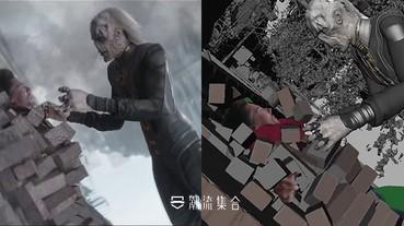 出神入化的CG特技!《 復仇者聯盟3 無限之戰 》幕後特效大公開!