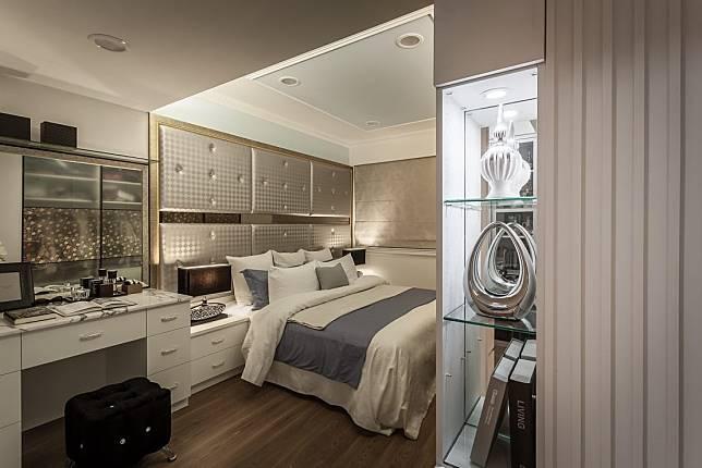 臥室翻新實例二: 改造後