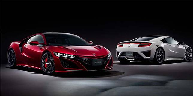 All New Honda Insight dan New Honda NSX (Honda)