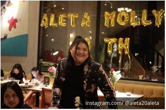 5 Fakta Aleta Molly, Wanita Tajir Asal Aceh