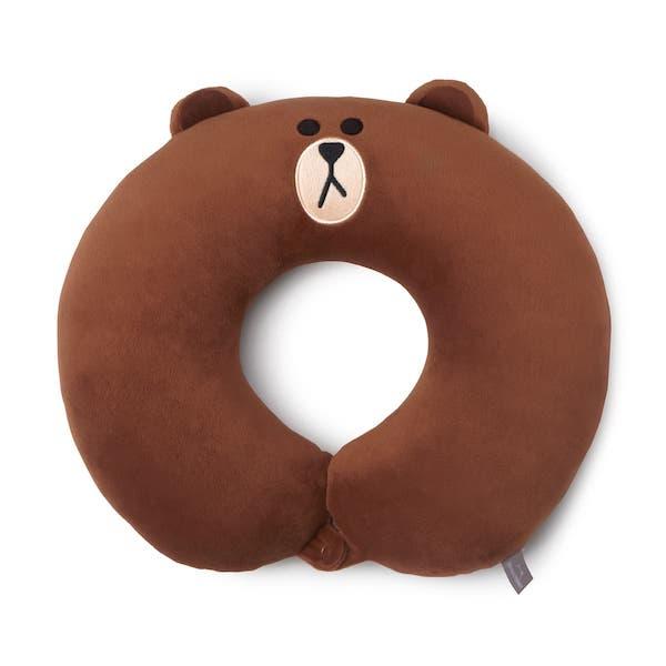 熊大 輕巧旅行頸枕 2代