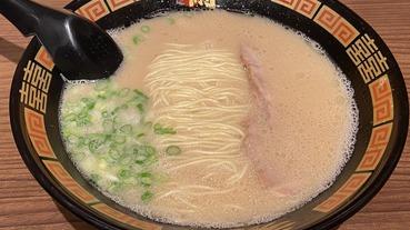 台灣一蘭拉麵,原汁原味的天然豚骨拉麵