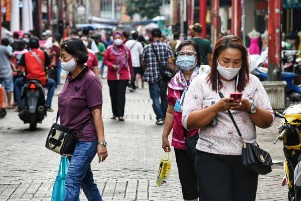 Ilustrasi: aktivitas masyarakat DKI Jakarta di era kenormalan baru di tengah pandemi covid-19