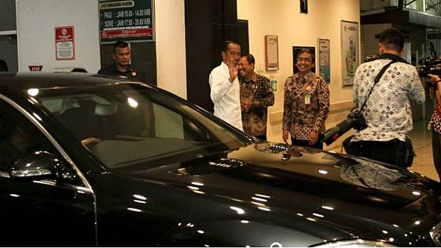 Cucu Ketiga Jokowi Lahir