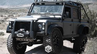 Himalaya 帶來 Land Rover Defender 全新限量車型!