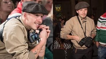19 歲布魯克林倫敦時裝周秀出自己時尚攝影技巧 從名校退學後也沒放棄熱衷的攝影!