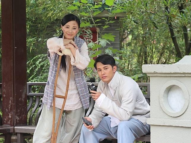 朱晨麗返到香港,何廣沛即時拒絕陳曉華嘅邀約。