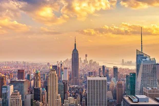 New York Raih Predikat Kota Terbaik Dunia