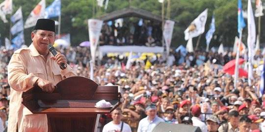 Alasan Kenapa Sering Sekali Prabowo Ungkap Alasannya Suka Marah