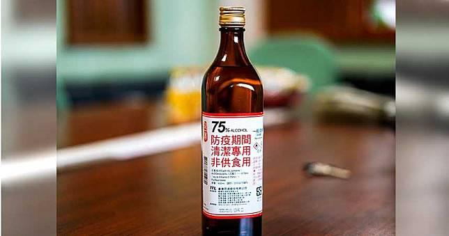 搶購一空別怕! 本週起6千多家健保藥局開賣小瓶裝防疫酒精