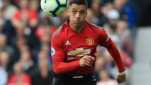 Alexis Sanchez Masuk Rencana Skuat Manchester United