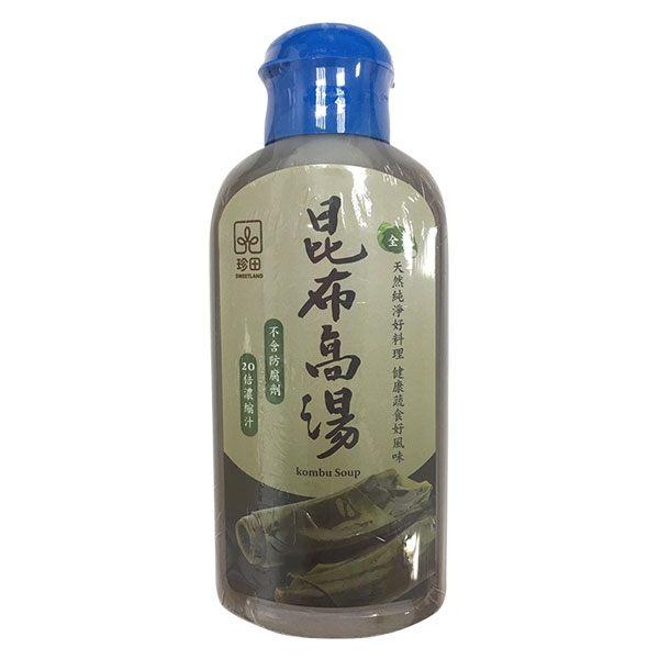 珍田昆布高湯 350g/瓶 | OS小舖