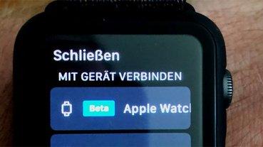 Spotify 正在測試直接從 Apple Watch 上播放音樂串流(不是遙控手機)