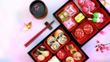 呼應日月潭櫻花季 櫻花茶席、旬味套餐滿足視覺、味蕾雙重享受