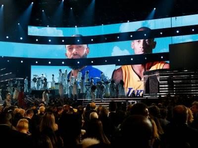 Kemeriahan Grammy yang Tertutup dengan Kematian Kobe Bryant