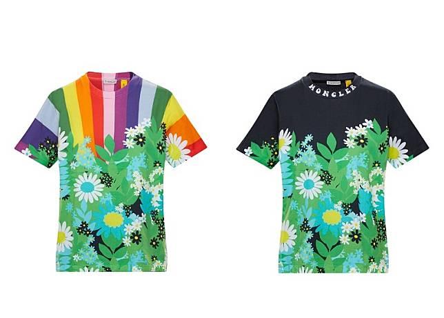 印花Crew Neck T-Shirt(互聯網)