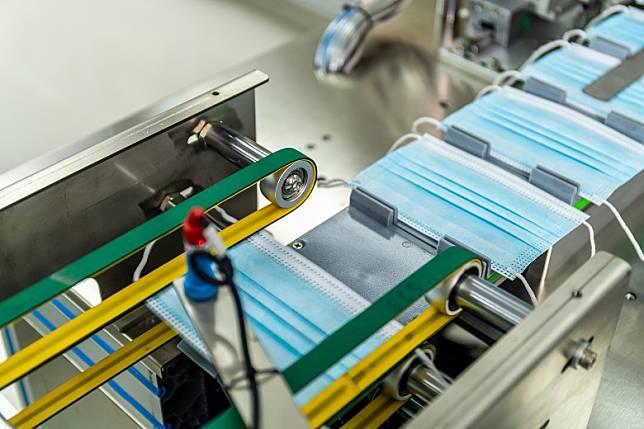 品牌的無塵車間廠房,獲ISO 14644 Class 7標準認證及ISO 13485醫療器材品質管理系統標準。(互聯網)