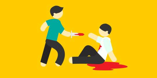 Ilustrasi Pembunuhan. ©2015 Merdeka.com
