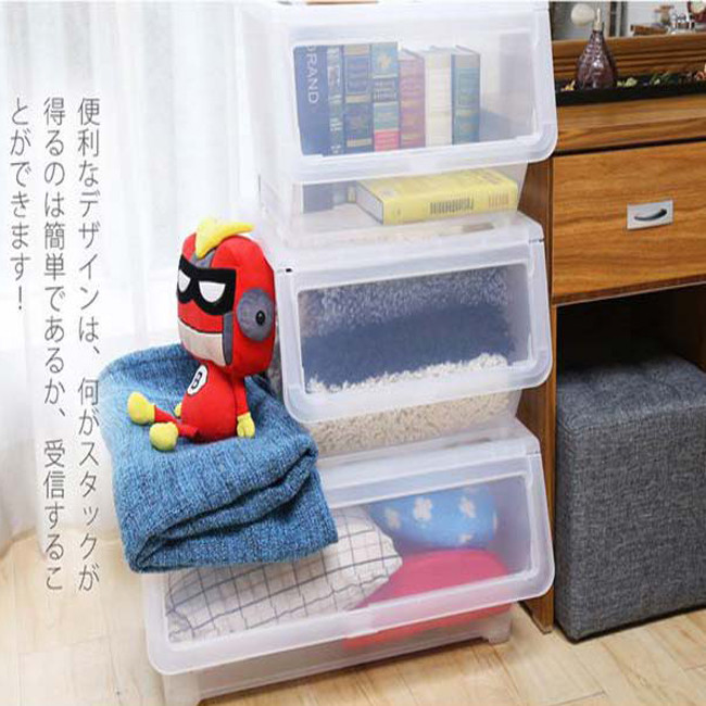 聯府 20公升 上掀式可堆疊 LF520 收納箱 掀蓋式 整理箱 直立收納櫃 收納籃