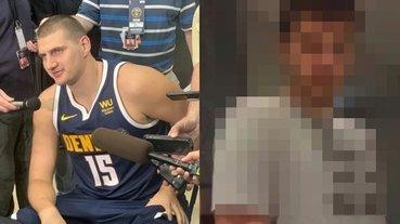 判若兩人!NBA「肥宅之光」Nikola Jokic 最新瘦身照片曝光,球迷驚:差點認不出來!