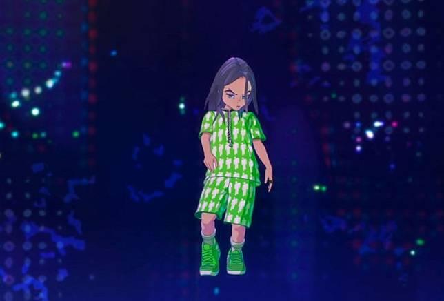 其後村上隆亦有為Billie Eilish歌曲《You should see me in a crown》製作動畫MV,相對於Billie Eilish真身上陣演繹「口吐蜘蛛」真人版本MV,呢個動畫直頭係奧斯卡級數!(互聯網)