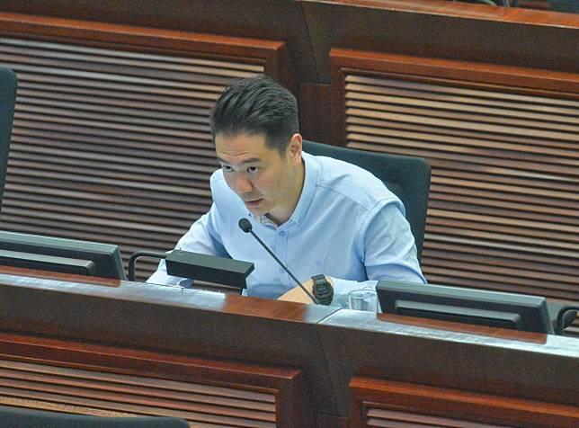 周浩鼎指,台灣殺人案死者家屬希望可盡快通過修例。資料圖片