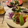 ポキ - 実際訪問したユーザーが直接撮影して投稿した神南カフェジンナンカフェの写真のメニュー情報