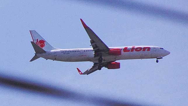 Pesawat Lion Air JT-610 Jatuh dari Ketinggian 2.500 Kaki