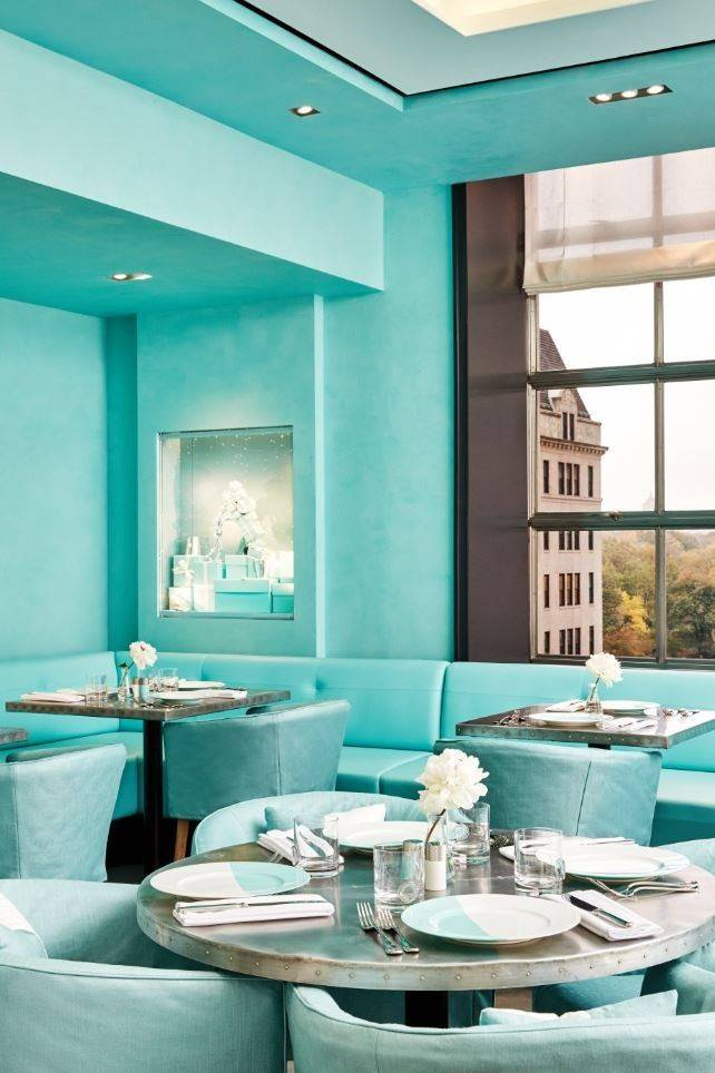 Breakfast at Tiffany's? Hong Kong to open Asia's first Tiffany's Blue Box Café in October