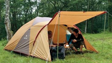 露營必備 snow peak 帳篷推薦5選