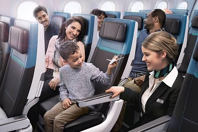 Ternyata Ini Nomor Kursi Paling Nyaman Saat Naik Pesawat Terbang