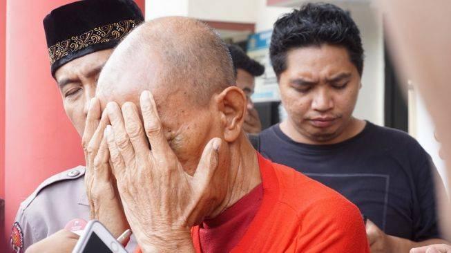 Perjaka Bau Tanah Ini Cabuli Bocah Yang Dirayu Pakai Uang Rp 2 000 Suara Com Line Today
