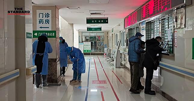หมอรักษาผู้ป่วยไวรัสโคโรนาสายพันธุ์ใหม่ เสียชีวิตในเมืองอู่ฮั่น