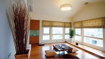 光、動線、木質創造不一樣的休閒居家