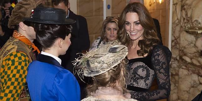 Kate Middleton Tak Izinkan Anak-Anaknya Untuk Keluar Malam