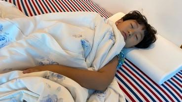 GreySa格蕾莎兒童環保記憶枕,讓寶貝輕鬆熟睡到天亮!