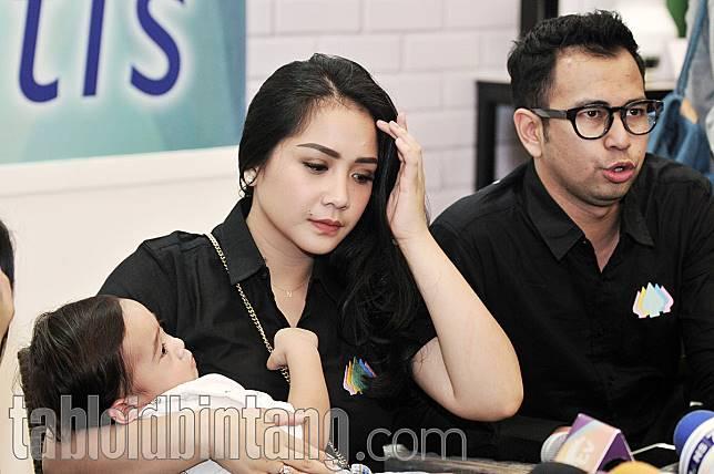 Amy Qanita Sempat Berharap Raffi Ahmad Urungkan Niat Rehat dari Dunia Hiburan