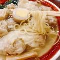 広州雲呑麺 - 実際訪問したユーザーが直接撮影して投稿した西新宿中華料理広州市場 西新宿店の写真のメニュー情報