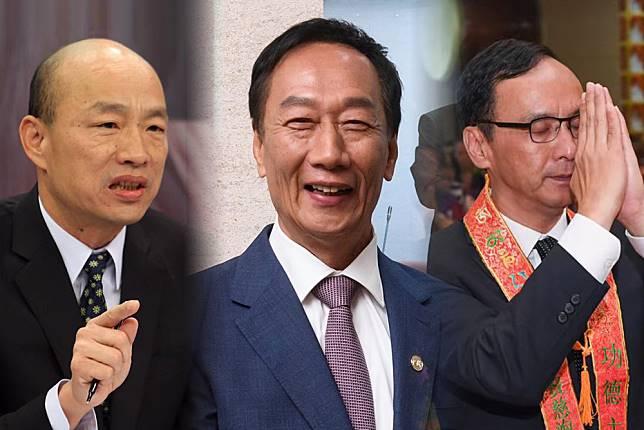 【匯流民調】沈有忠解析/韓國瑜支持群眾僵化 郭台銘、朱立倫仍有機會