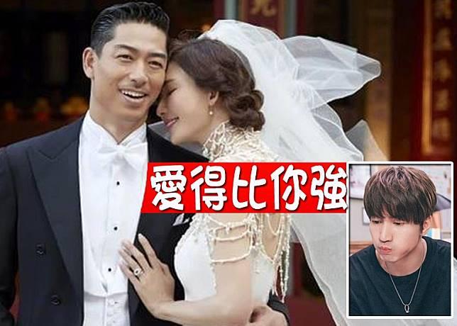 網民認為林志玲放棄言承旭嫁給AKIRA是明智的決定。