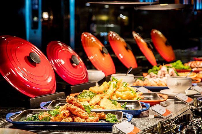 福容大飯店桃園機場A8&淡水漁人碼頭&麗寶樂園&福隆田園餐廳平假日自助吃