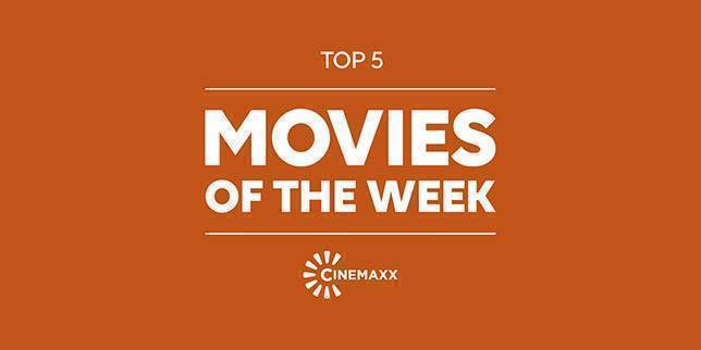 Line Today Top 5 Movies Of The Week 9 November 2018