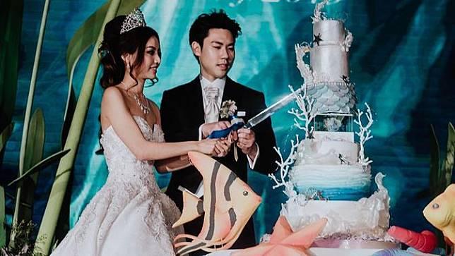 Rachel Wee dan Ken Chen