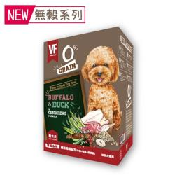 VF魏大夫 全齡犬 無穀挑嘴配方(牛肉+鴨肉+鷹嘴豆) 狗飼料 1.5kg X 2包