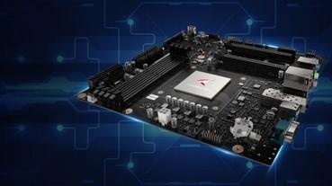 Huawei推出Kunpeng Desktop Board主機板,搭載Kunpeng 920 Arm伺服器級8核心處理器