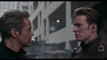 羅素兄弟暴走證實《復仇者聯盟 4》鋼鐵人和美隊握手是「假畫面」 正片裡根本不會有這一幕!