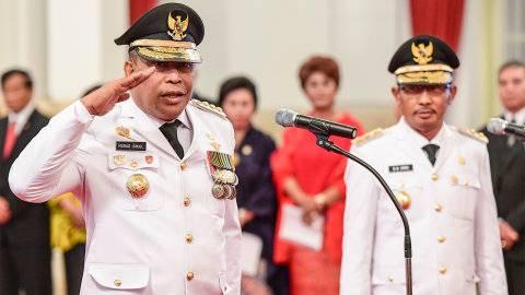Beredar Video Gubernur Maluku Marahi Protokoler Istana, Ini Kata Kasetpres (1)