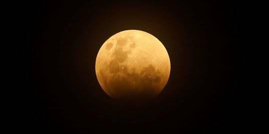 Gerhana Bulan. ©2018 REUTERS/Darren Whiteside