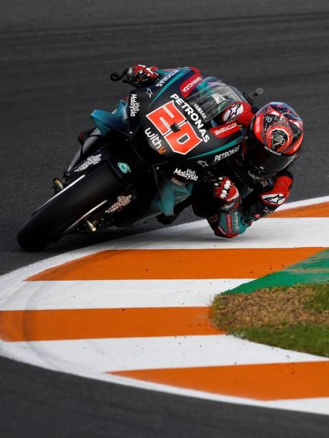 Jadwal MotoGP Spanyol 2021